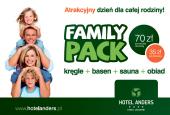 FAMILY PACK - FERIE BEZ NOCLEGU