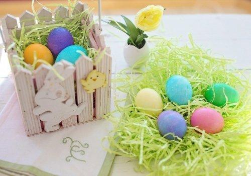 Wielkanoc w nadmorskim klimacie!
