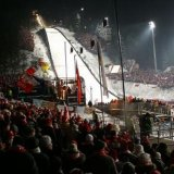 WORLD CUP IN SKI JUMPING
