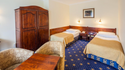 Pokój 2-osobowy ( 2 łóżka)