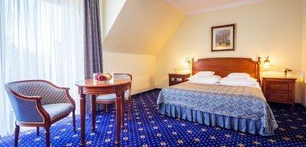 Pokój 2-osobowy (1 łóżko)