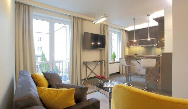 Apartamenty Zamenhofa