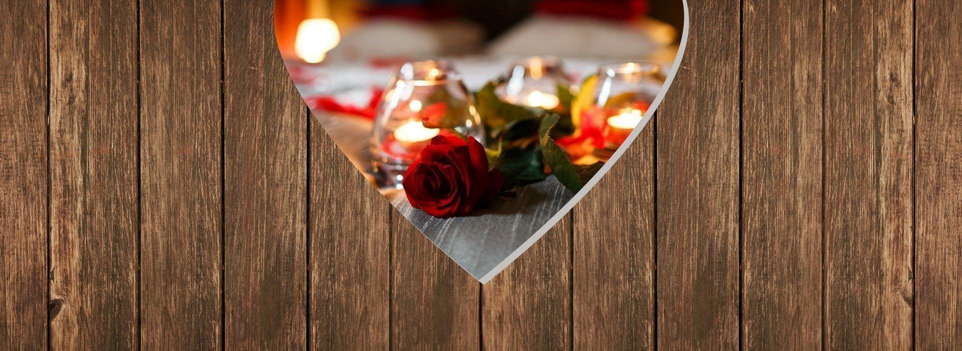 LUKSUSOWY pakiet romantyczny