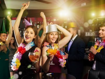 New Year's Eve 2018 - min. 3 nights