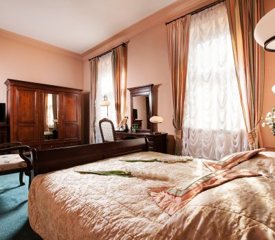 Спальня апартамента