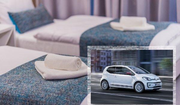 Tygodniowy pobyt dla 1 osoby z wynajmem samochodu 39 zł/dzień