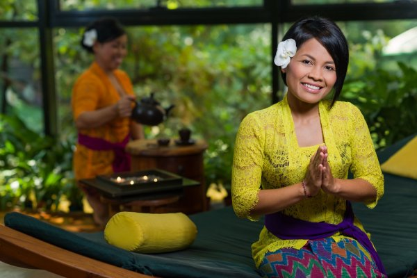 Vouchery prezentowe - podaruj Balijskie SPA