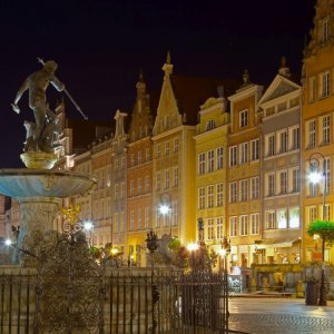 Jesienna Chwila w Gdańsku