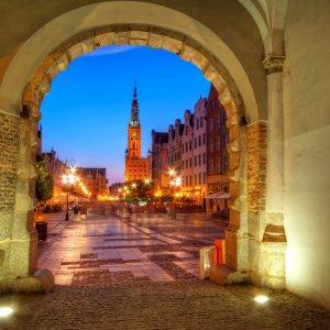Odkryj atrakcje zimowego Gdańska - SPA&Shopping