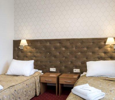 Pokój 2-osobowy Standard  z osobnymi łóżkami