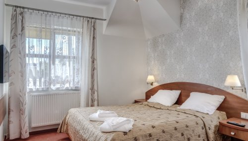 Pokój 2-osobowy Standard z podwójnym łóżkiem