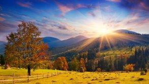 Jesień i Weekend Listopadowy w Klimczoku