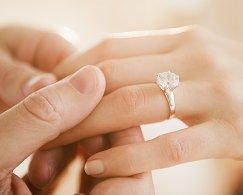 Platynowe Zaręczyny