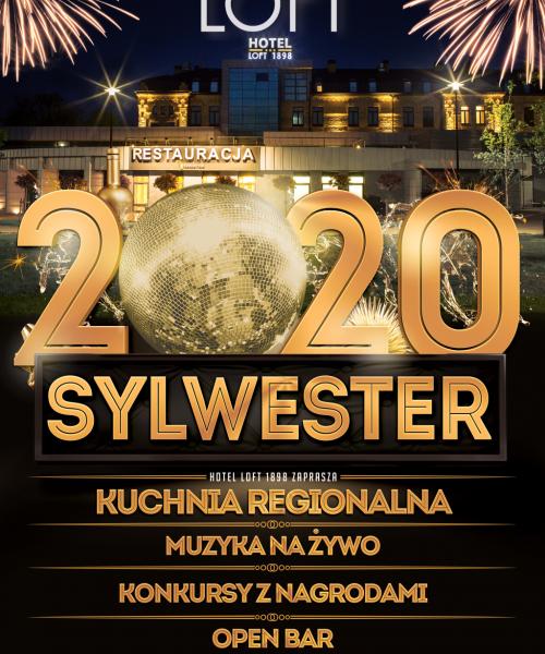 Sylwester 2020 na Suwalszczyźnie