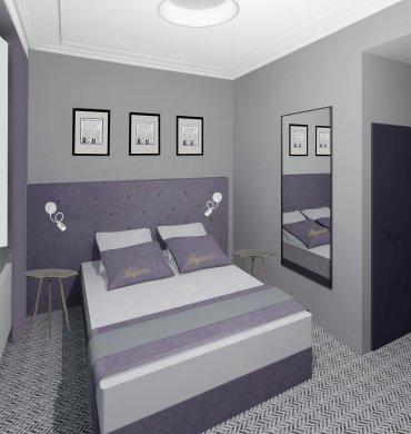 Classic Doppelzimmer mit Extrabett