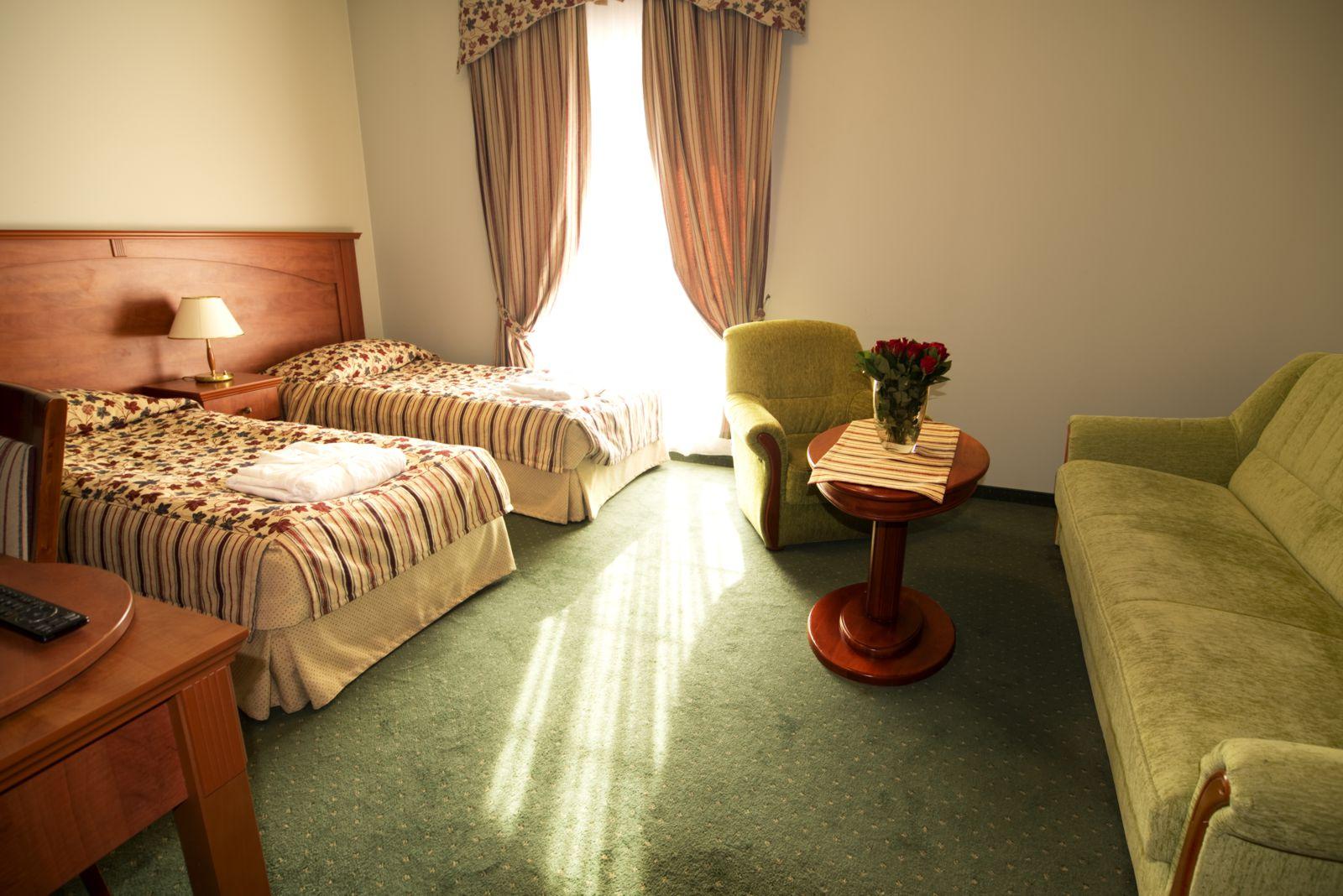 3-местная комната