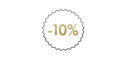 HOT DEAL - oferta bezzwrotna - 10%