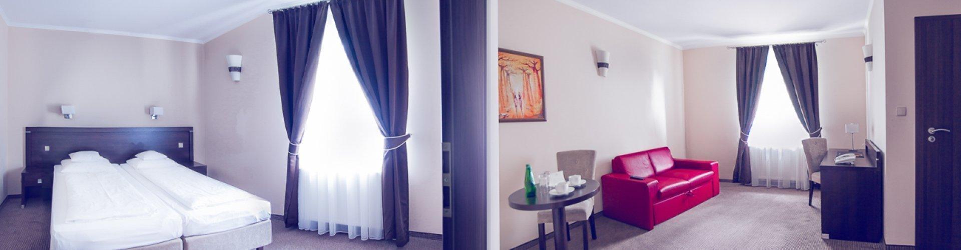 3-bedded Studio Suite