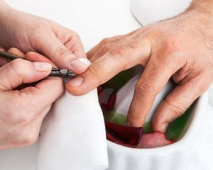 MANICURE SPA FOR MEN