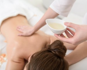 RELAXING PARTIAL BODY MASSAGE