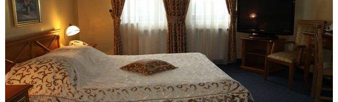 Pokój Comfort 2 os. All Inclusive Soft w cenie pokoju !