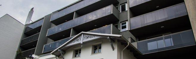 Apartament de Luxe z parkingiem podziemnym, windą i śniadaniem w cenie dla 4 osób