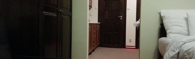 Apartament 4 - osobowy typu Comfort , śniadanie w cenie pobytu dla 2 osób