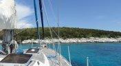 Słoneczne Cyklady - rejs żeglarski 1