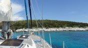 Słoneczne Cyklady - rejs żeglarski 3