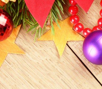 Boże Narodzenie w Górach Świętokrzyskich