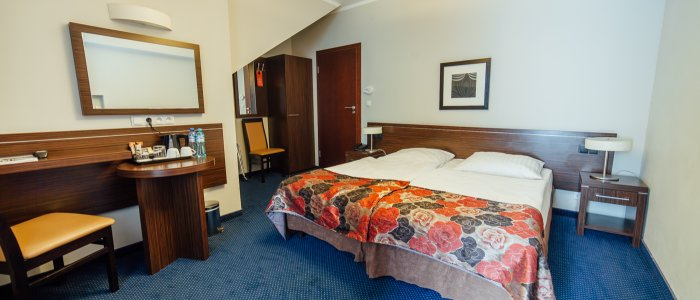 Superior, double room