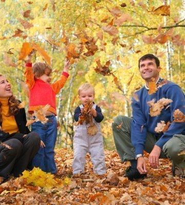 Rodzinny weekend listopadowy