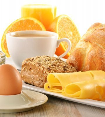 Pobyt ze śniadaniem