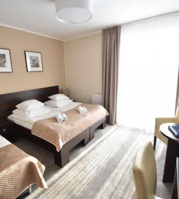 Pokój Premium trzyosobowy