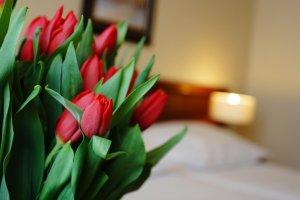 Romantisches Aufenthalt