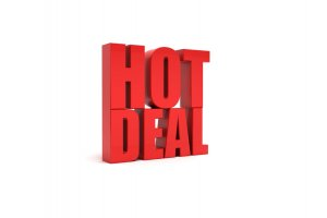 Hot Deal 15% rabatu
