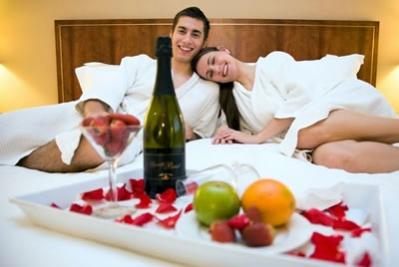 Pakiet Romantica dla zakochanych