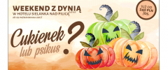Weekend Z Dynią 28-29.10.2017
