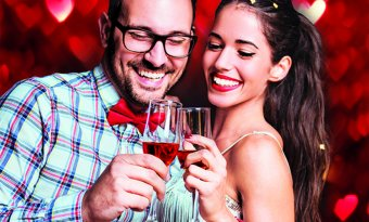 Romantyczny pobyt Walentynkowy