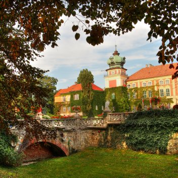 Ланьцутский замок и сокровища региона