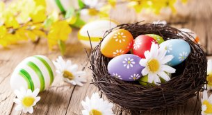 Masurian Easter Holidays in St. Bruno Hotel