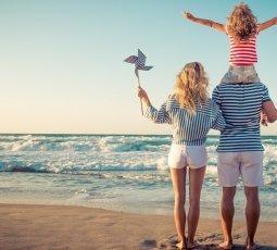 Rodzinne Wakacje nad Morzem - Dzieci Gratis