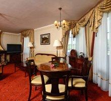 nocleg Białowieża - Apartament Królewski