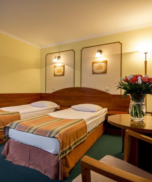 Pokój 2-osobowy Premium twin lub double