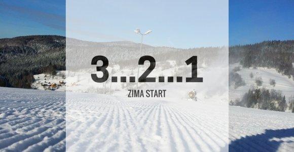 3..2..1 Zima Start