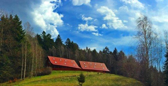 Domki na górce - nocleg