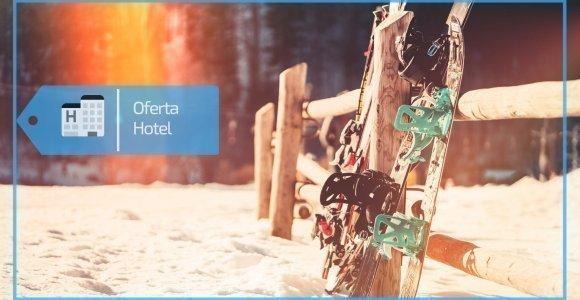 Narciarski początek roku 02.01-12.01.2019 - pakiet pobytowy