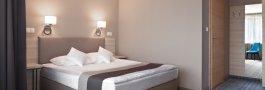 Pokój Premium z 1 dużym łóżkiem