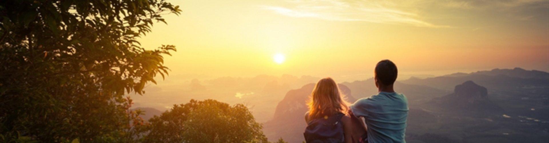 Romantyczny weekend w górach
