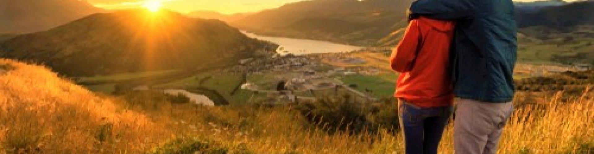 Romantyczny pobyt w górach